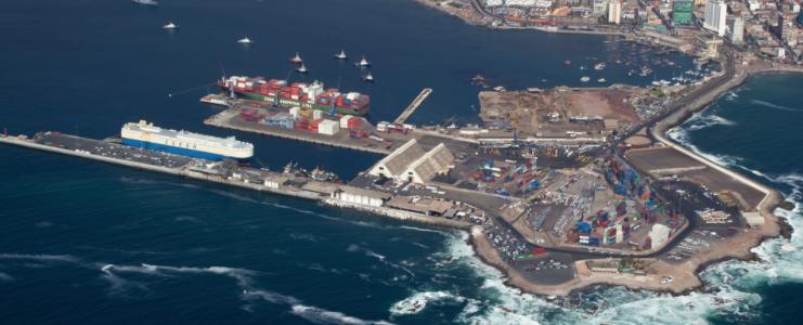 puerto de iquique